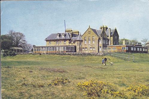 Royal Golf Hotel,Dornoch Ref.935 C.1957