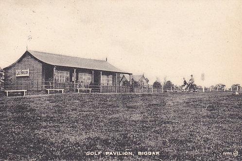 SOLD>Ref.914.Biggar Golf Pavilion Ref 914 C.1924