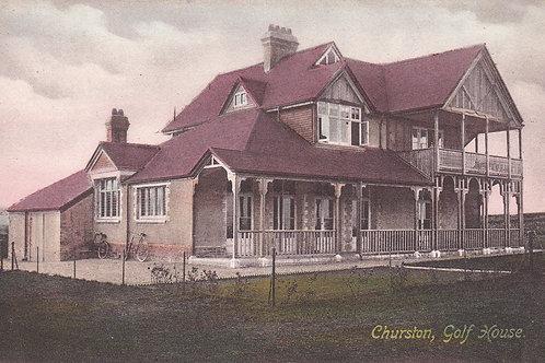 Churston Golf House Ref.534a C.1905