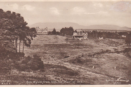 Muir-of-Ord Golf Course Ref 1719