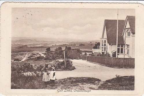 Crowborough Golf House Ref.489C.1912