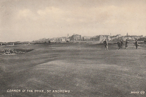 St.Andrews Links Corner O'The Dyke Ref.2540
