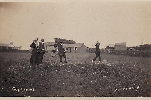 Crafthole Golf Links 1854 C.1921