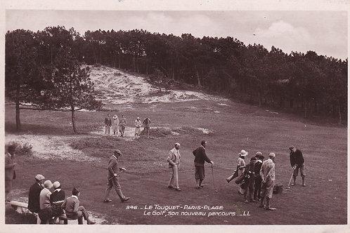 Le Touquet Golf Links Ref.2188a C.1930s