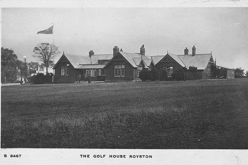 Royston Golf House Ref.1616 C.1910-14