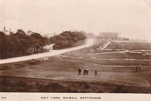 Bulwell Golf Links & Club Pavilion Ref. 2696