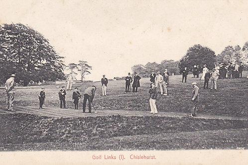 A.J.Balfour Party/Chislehurst.Ref 361.C.1905