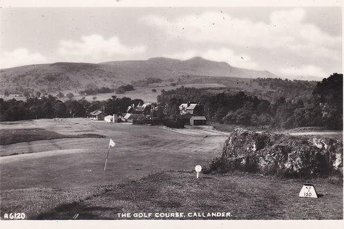 Callander Golf Links Ref.2278a C.1930s
