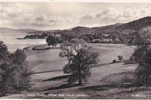 Inveraray Golf Course C.1930s Ref.1961