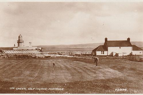 Fortrose & Rosemarkie Golf Links Ref.2828