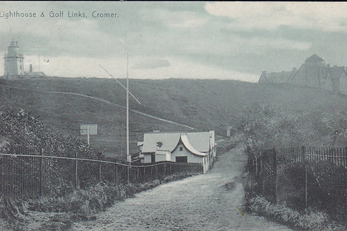 Cromer Golf Links Ref.2211a C.1905