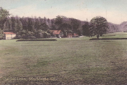 Stinchcombe Hill Golf Links Ref.2093a C.Pre 1914