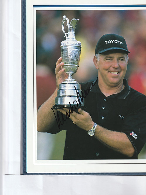 Signed British Open Golf Championship Annual Ref.354 1998 Birkdale