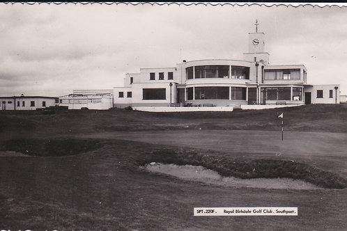 Birkdale Golf Club House C.1960 Ref.1638