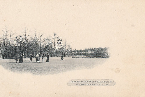 Eagle Ridge Golf Links N.J Ref. Ea 19002387