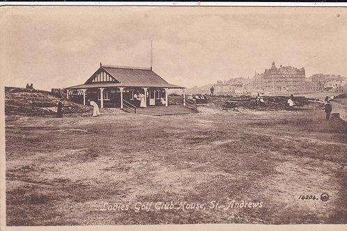 St.Andrews Ladies Pavilion Ref 1248 1914-18