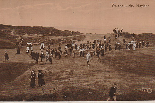 "Hoylake Golf Links 1913 ""Open"" Ref.2383 C.1913"