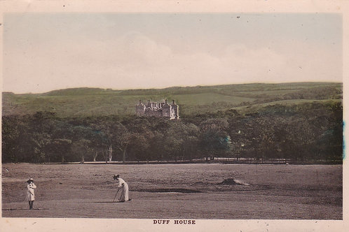 Duff House Golf Links Ref.1908 C.1910-14