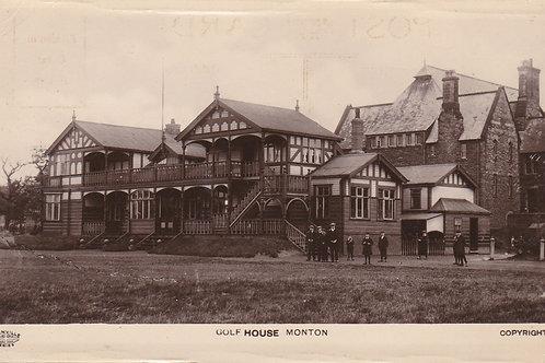 Worsley(Monton)Golf House.Ref 868. C.Early 1900s