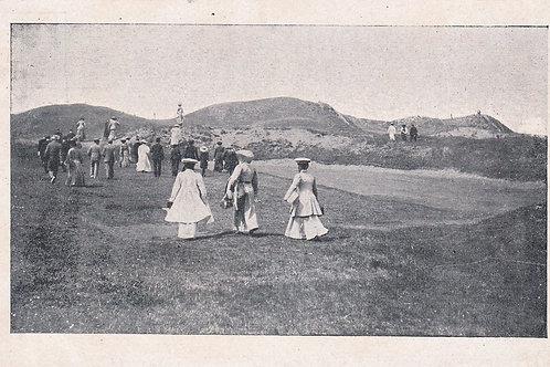 Burnham.Ladies British Amateur  Ref.2024 C.1906