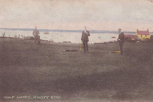 Knott End Golf Pavilion Ref.2145a C.1905-10