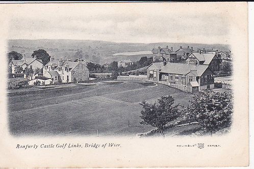 Ranfurly Castle Golf Course C.1908 Ref.1735