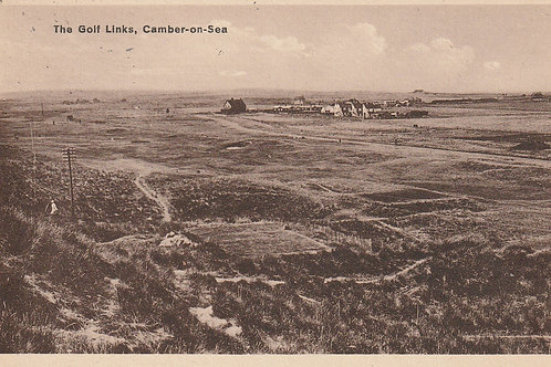Rye (& Camber Golf Links Ref.2571 C.Ea 1900s