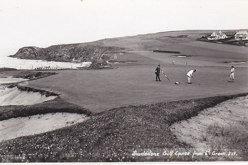 Thurlestone Golf Links 6th Green Ref.2265a