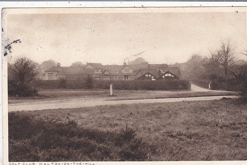 Walton-on-the Hill G.C.House Ref 069 C.1923