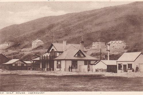 Aberdovey Golf House Ref.1928 C.Ea 1900s