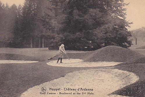 Houyet Golf Links,de Ardenne C.Ea 1900s Ref 480a