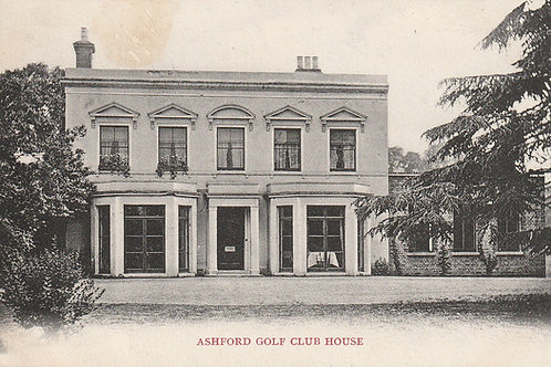 Ashford Golf Clubouse Ref.2783 C.1910-20s?