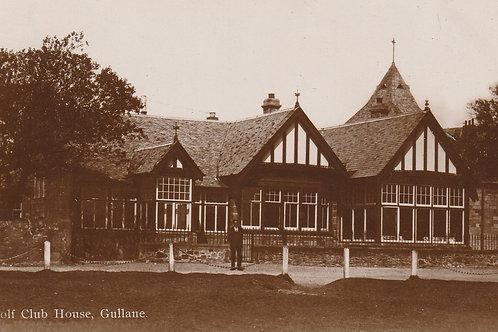 Gullane Golf Club House Ref.2512 C.Ea 1900s
