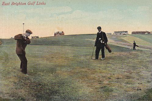 East Brighton Links Ref.2174a C.1910-18