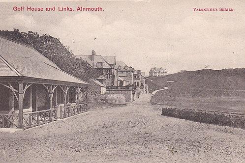 Alnmouth Vilage Club Ref.2272a C.1904