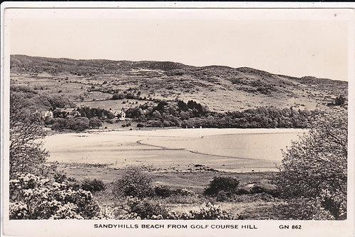 Colvend Golf Club from Sandy Hills Ref.203