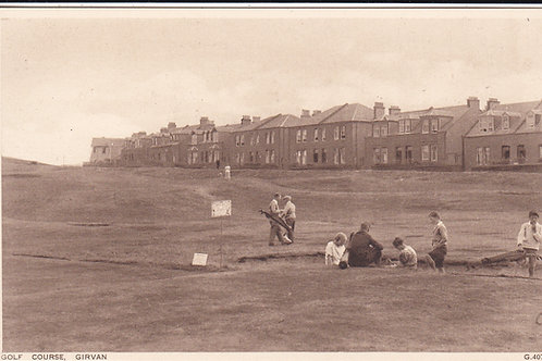 Girvan Golf Links C.1918-30 Ref.1630