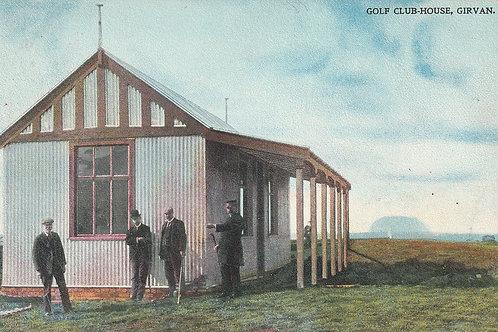 Girvan Golf Club House Ref.2279a