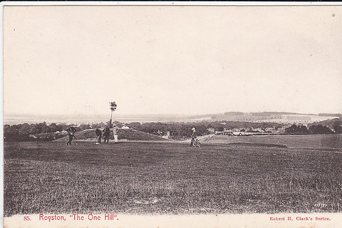 Royston Golf Links Ref.1244 C.1910