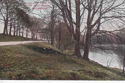 SOLD> Ref.1560.Killermont.Road to Course Ref.1560 C.Ea 1900s