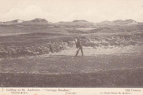 St.Andrews (Golfing at) Ref.543 C.1905