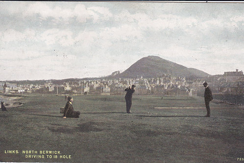 SOLD>Ref.1728.North Berwick Links C.1914   Ref.1728