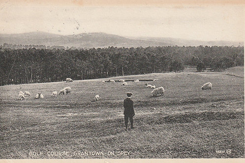 Grantown-on-Spey Golf Course C.1910s Ref.2615