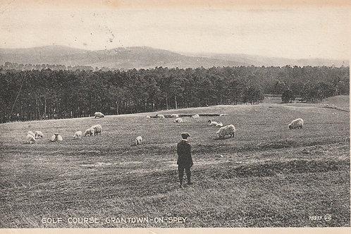 Grantown-on-Spey Golf Course C.1910s Ref.2615
