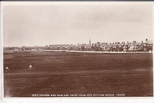 Troon Golf Links C.1918-25 Ref.1631,Ayrshire