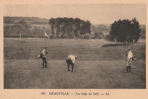Deauville Les Links du Golf Ref.2698 C.Ea 1900s
