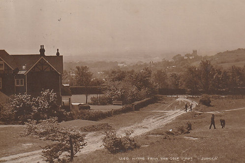 Hythe Town & Golf Links Ref.2589 C.1920s