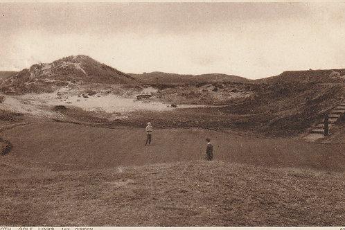 Silloth Golf Links Ref.2521 C.pre 1930