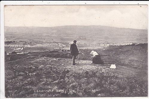 Llandrindod Wells Golf Links & Pavilion Ref.1305 C,.1910