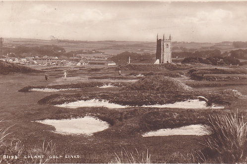 Lelant Golf Links Ref.573 C.pre 1930